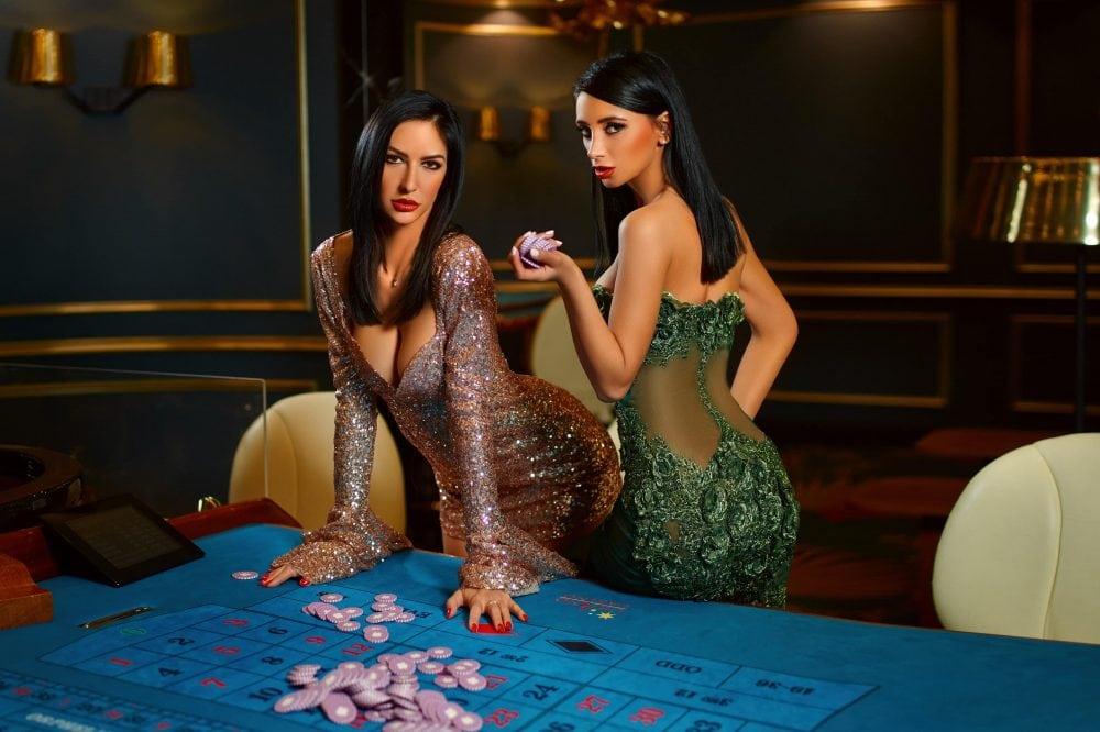 Sedinta Foto Boudoir - Casino